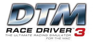 Das Logo von DTM Race Driver 3 (Bildrechte: Feral Interactive)