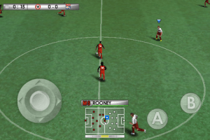 Pro Evolution Soccer 2010 (iPhone)