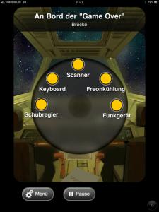 Raumzeit 1: der verbotene Sektor HQ (iPhone)