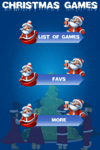 Christmas Games (iPhone)