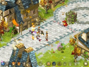 DOFUS: Battles HD (iPad)