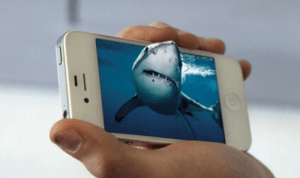 arktis.de: 3D-Folie für iPhone und iPod touch