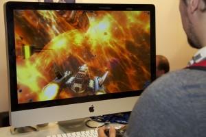 Galaxy on Fire 2: Supernova auf dem Macintosh