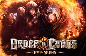 Order & Chaos PVP-Arena