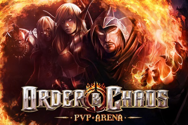 Order & Chaos PVP-Arena