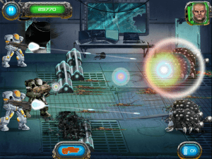 Soldier vs. Aliens Screenshot