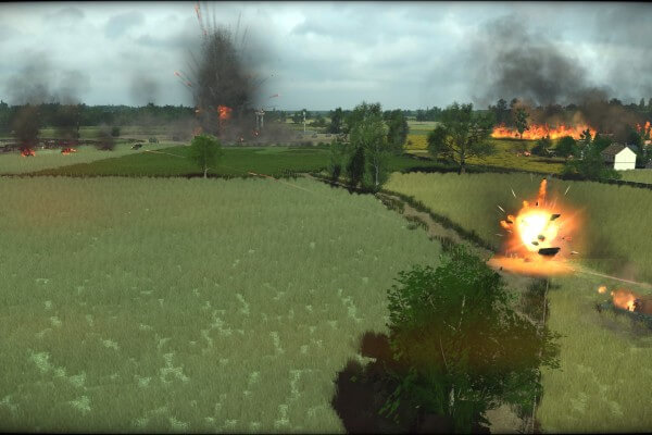Wargame European Escalation Test bei macinplay.de