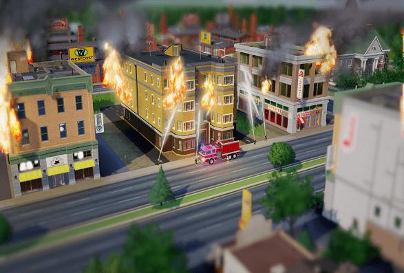 Sim City für den Mac kommt im August