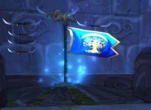 Alianzflagge