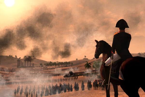 Napoleon Total War Ankündiung auf macinplay.de