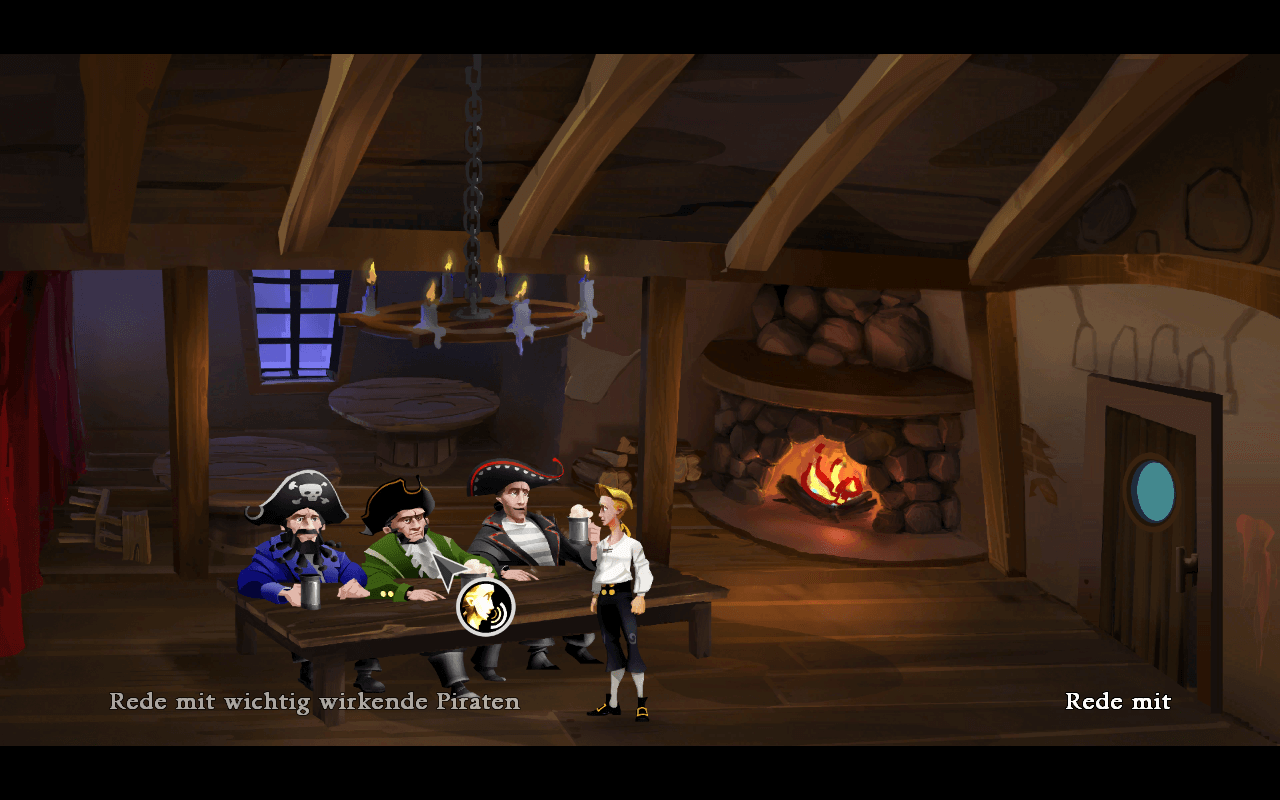 The Secret of Monkey Island Special Edition: Die runderneuerten Piraten-Anführer