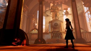 Bioshock Infinite (Bildrechte: Aspyr Media)
