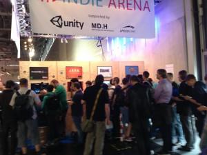 Gamescom 2014: Indie Arena