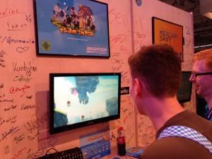 Gamescom 2014: Team Indie