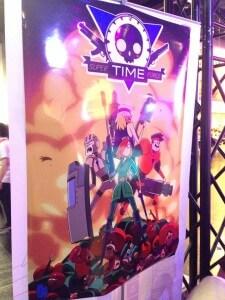 Gamescom 2014: Super Time Force