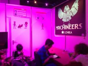 Gamescom 2014: Machineers