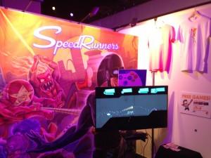 Gamescom 2014: Speedrunners