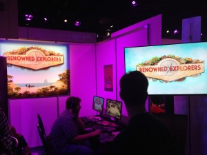 Gamescom 2014: Renowned Explorers
