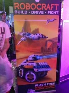 Gamescom 2014: Robocraft