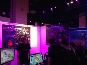 Gamescom 2014: Shadowrun Online & Ærena