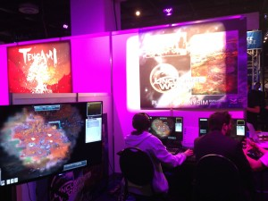 Gamescom 2014: Unclaimed Worlds