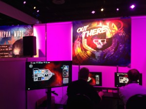 Gamescom 2014: Out there Ω