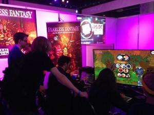 Gamescom 2014: Fearless Fantasy