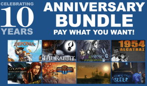 Anniversary Bundle bei Mac Game Store
