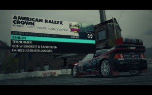 Rallycross-Event in DiRT 3