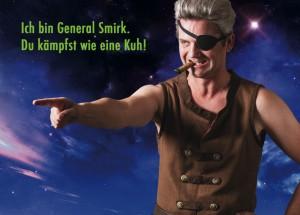 General Smirk