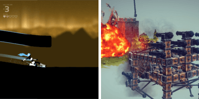 Indie Spotlight 1: Besiege & Melody's Escape