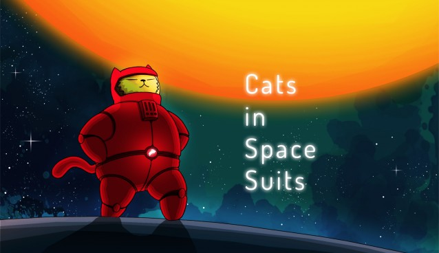 Cats in Space Suits