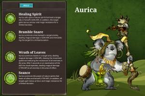 Champion Aurica (Sigils)