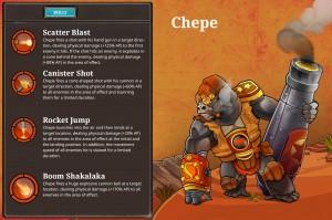 Champion Chepe (Sigils)