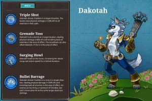 Champion Dakotah (Sigils)