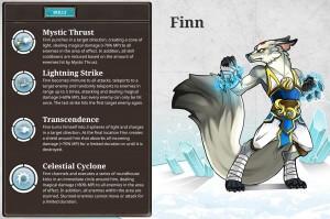 Champion Finn (Sigils)