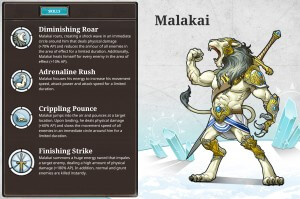 Champion Malakai (Sigils)