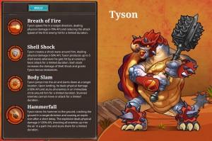 Champion Tyson (Sigils)