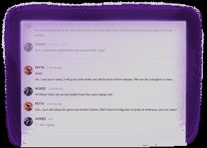 GOG Galaxy Chat