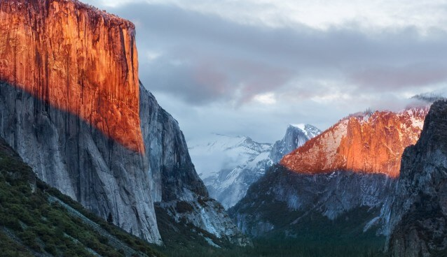 El Capitan (Bildrechte: Apple)