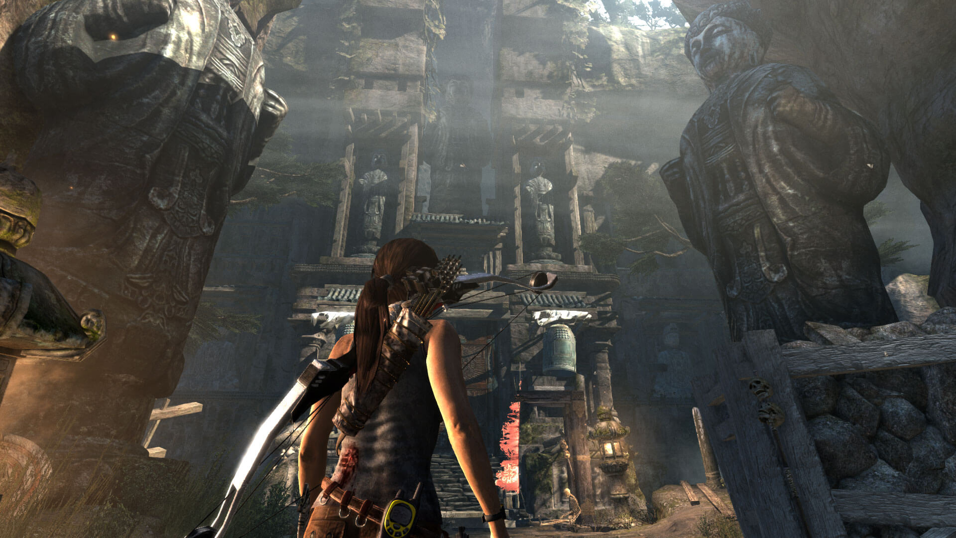 Tomb Raider (Bildrechte: Feral Interactive)