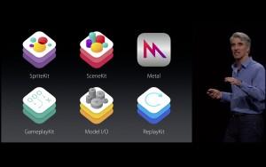 Die Entwicklerwerkzeuge rund um Metal (Bildrechte: Apple)