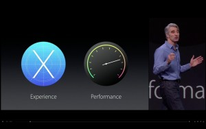 Sowohl bei OS X 10.11 als auch bei iOS ) liegt das Hauptaugenmerk auf eine bessere Nutzererfahrung und auf der Steigerung der Leistungsfähigkeit (Bildrechte: Apple)