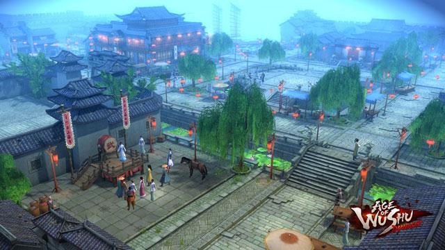 Age of Wushu Dynasty (Bildrechte: Snail Games)