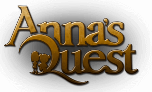 Logo von Anna's Quest (Bildrechte: Daedalic Entertainment)