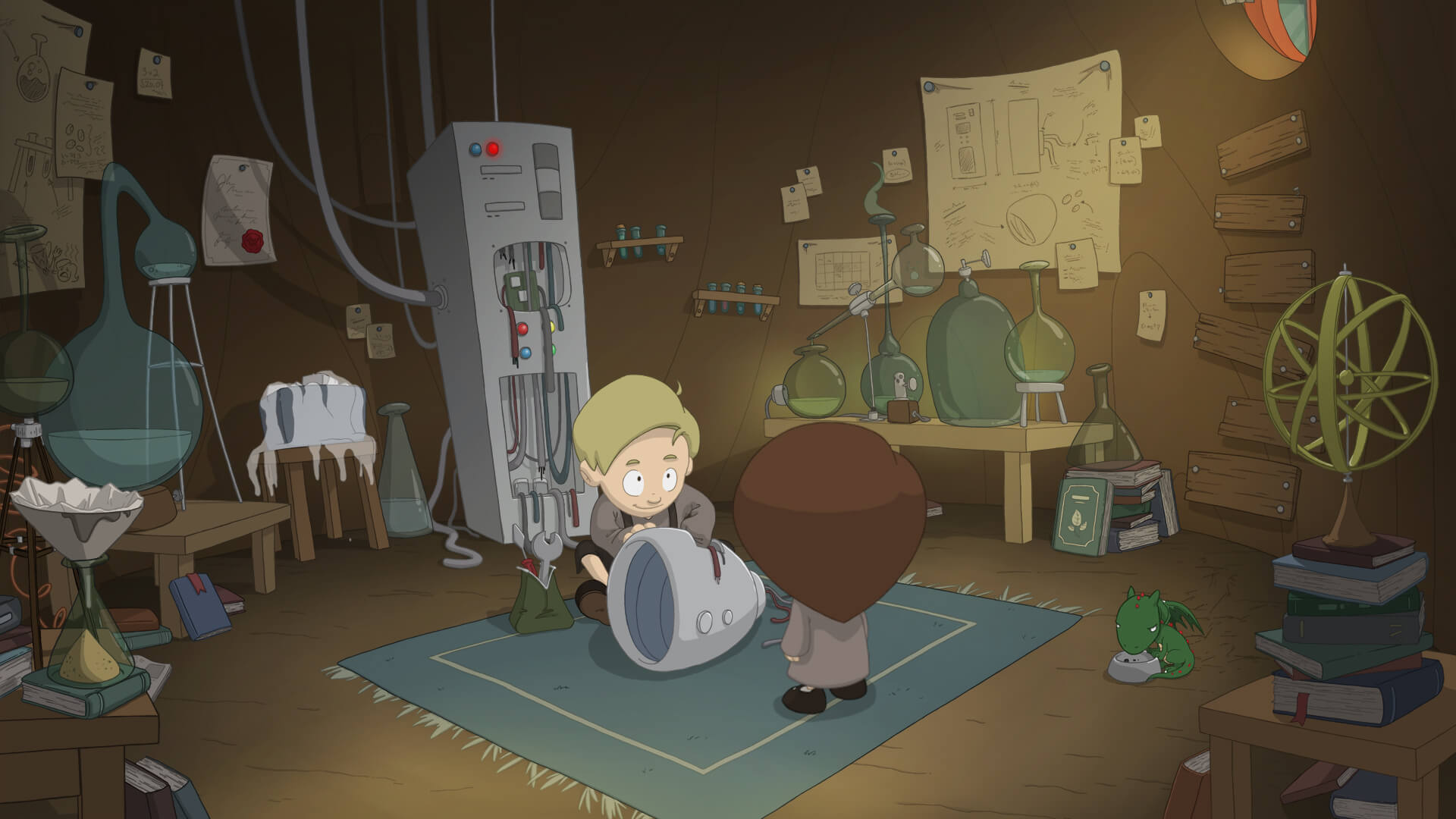 Anna's Quest (Bildrechte: Daedalic)