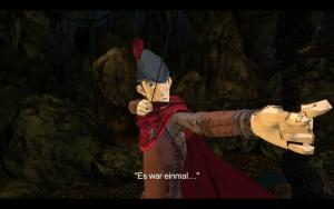 Screenshot: King's Quest Remake (Bildrechte: Activision)