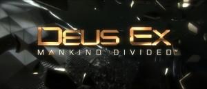 Logo von Deus Ex: Mankind Divided (Bildrechte: Square Enix)
