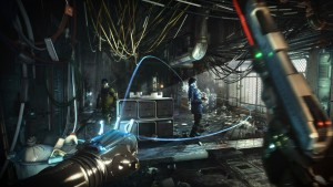 Deus Ex: Mankind Divided (Bildrechte: Square Enix)
