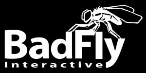 Logo von BadFly Interactive (Bildrechte: BadFly Interactive)